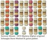 Mystery-Afghan-2015-Stone-Washed-XL-groot-pakket-origineel