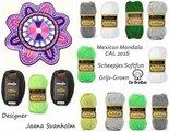 Mexican-Mandala-pakket-Softfun-Grijs-Groen-Scheepjes