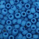 Toho-Glaskralen-rond-maat-8-0-blauw