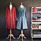 Sashiko-Happy-Coat-MAL-Scheepjes-Our-Tribe-en-Alpaca-Rhythm.--compleet-garen-pakket-Blauw-ook-andere-kleur-keuze-mogelijk