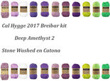 Hygge-Deep-Amethyst-2-Cal-2017-pakket-Let-op!-zie-beschrijving