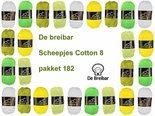Scheepjes-cotton-8-pakket-182-groen-wit-geel