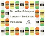 Cotton-8-Sunkissed-wit-oranje-citroen-lemon-pakket-260