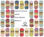 Sophies-Universe--pakket-Stone-Washed-medium-Nu-met-gratis-het-Scheepjesboek-Yarn-2