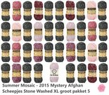 Mystery-Afghan-2015-Stone-Washed-XL-antraciet-lila-roze-5