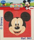 Disney-Clubhouse-Mickey-mouse-borduurkit-Ref-563