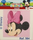 Disney-Clubhouse-Mickey-mouse-borduurkit-Ref-564