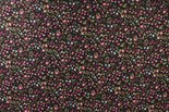 stof-polyester-zwart-met-blauwbeige-en-roze-bloemetjes