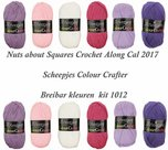 Nuts-about-Squares-Cal-2017--kleuren-kit-1012--Scheepjes-Colour-Crafter