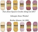 Nuts-about-Squares-Cal-2017-kleur-pakket-1004-Nu-met-gratis-het-Scheepjesboek-Yarn