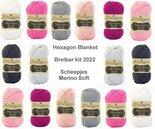 Hexagon-Blanket-Scheepjes-Breibar-kit-2022-Merino-Soft-inclusief-patroon-en-label-en-een-canvastas--met-print