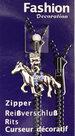 Rits-decoratie-vintage-paard