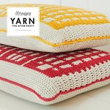 Canal Houses Cushion Scheepjes Catona - set van 2 kussens + gratis patroon The After Yarn Party 80_13