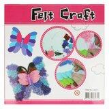Viltpakket amigurumi voor kinderen vlinder compleet _13