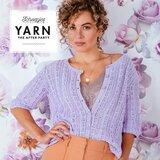 Blossom Cardigan van Scheepjes Linen Soft - Garen pakket + gratis patroon YARN The After Party_13