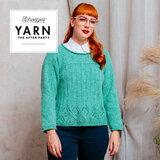 Bookworm Sweater van Scheepjes Secret Garden- Garen pakket + gratis patroon YARN The After Party 123_13