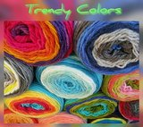 Trendy Colors 614 Lammy kleuren zacht rood - rood - licht en donker oranje bruin_13