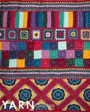 Happy Folk Blanket Scheepjes Cahlista gehaakte deken pakket_12