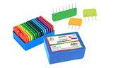 KniitPro Knit Blockers 20 stuks regenboog kleuren _13