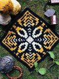 The Tibet Tiles crochet blanket Scheepjes Catona_13