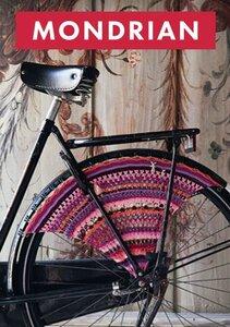 Artist's Bicycle Dress Mondrian jasbeschermers haakpakket Mondriaan- Scheepjes