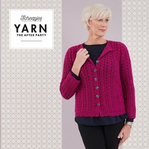 YARN The After Party nr.48 Posy Cardigan Nederlands