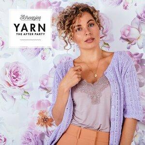 Blossom Cardigan van Scheepjes Linen Soft - Garen pakket + gratis patroon YARN The After Party