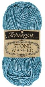 Scheepjes Stone Washed Bleu Apatite 805