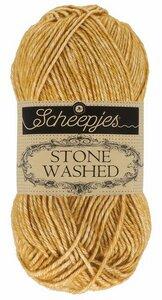 Scheepjes Stone Washed Yellow Jasper 809