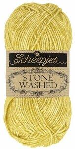 Scheepjes Stone Washed Lemon Quartz 812