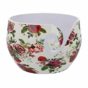 Scheepjes Yarn bowl Roses onbreekbaar