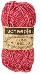 Scheepjes Stone Washed XL Red Jasper 847