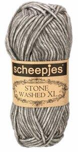 Scheepjes Stone Washed XL Smokey Quartz 842