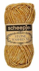 Scheepjes Stone Washed XL Yellow jasper 849