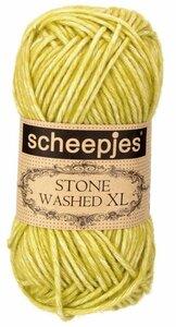 Scheepjes Stone Washed XL Lemon quartz 852
