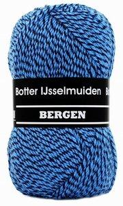 Botter IJsselmuiden  Bergen 81 blauw donkerblauw