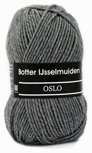 Botter IJsselmuiden Oslo sokkenwol 6 grijs antraciet