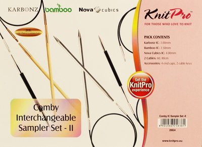 KnitPro Combi Interchangeable set 2