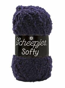 Scheepjes Softy donker paars 484