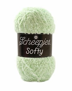 Scheepjes Softy licht groen 492