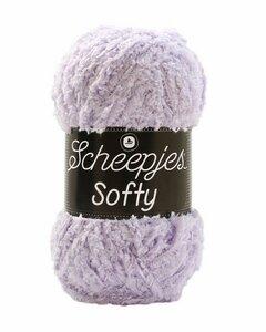Scheepjes Softy licht lila  487