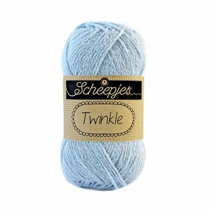 Scheepjes Twinkle licht blauw 907