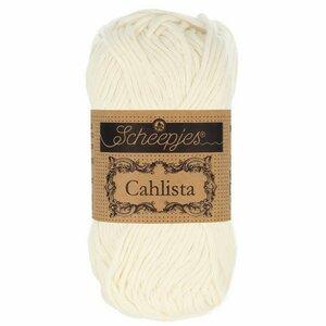 Scheepjes Cahlista Bridal White 105