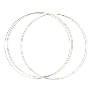 Dromenvanger ring 25 cm RVS