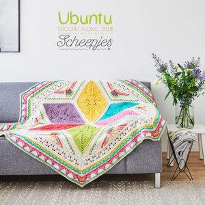 Scheepjes cal 2018 Ubuntu CAL Kit Medium Original.