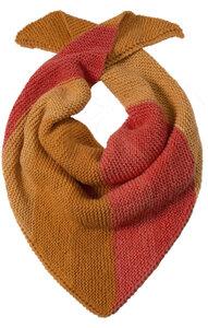 Trendy Colors 614 Lammy kleuren zacht rood - rood - licht en donker oranje bruin