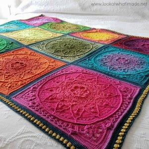 Sophie's Dream Blanket Origineel -  van Scheepjes Whirl en Whirlette pakket 5100