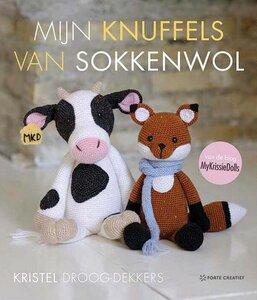 Mijn knuffels van sokkenwol