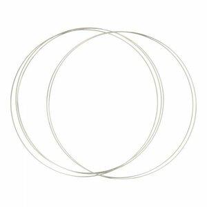 Dromenvanger ring 40 cm RVS