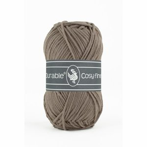 Durable Cosy Fine warm taupe 343